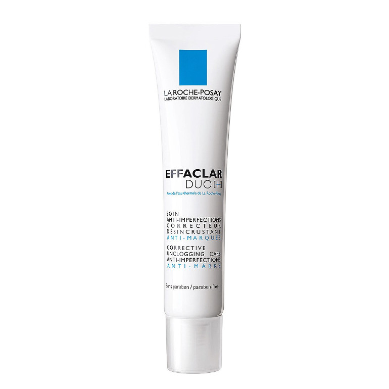 La roche posay effaclar duo [+] anti-blemish cream is anti-acne treatment indicated for oily skins with imperfections. 40ml