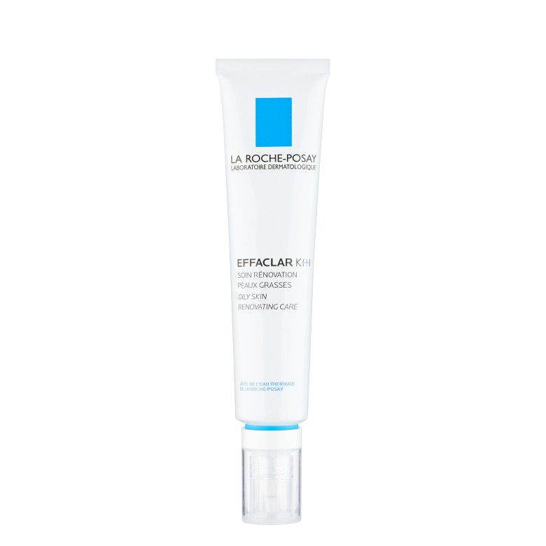 La Roche Posay Effaclar K [+] is a moisturiser for oily skin with visible blackheads and uneven skin texture. An anti-acne treatment with an antioxidant action that not only softens but also renews the skin surface, reduces the appearance of dark spots and mattifies for 8 hours! 30ml