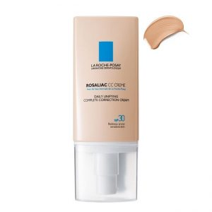 La Roche Posay Rosaliac CC Cream was developed specifically for the skins disposed to redness, providing instant coverage and hydration to the skin, while visibly reduces persistent redness or reaction. 50ml