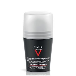 Vichy anti-perspirant 48h for man with sensitive skin 50ml