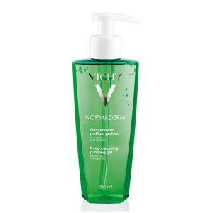 deep purifying cleansing gel for oily skin