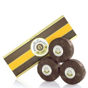 RogerGallet bois d'orange perfumed soap 3x100g