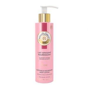 RogerGallet rose soothing and nourishing body lotion 200ml