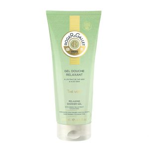 thé vert relaxing shower gel
