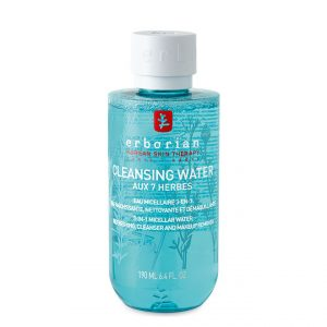Erborian cleansing water aux 7 herbes 190ml