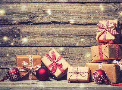 Presentes de Natal: 7 sugestões até 11 euros!