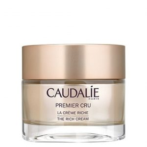 Caudalie premier cru the rich cream global anti-aging for mature dry skin 50ml