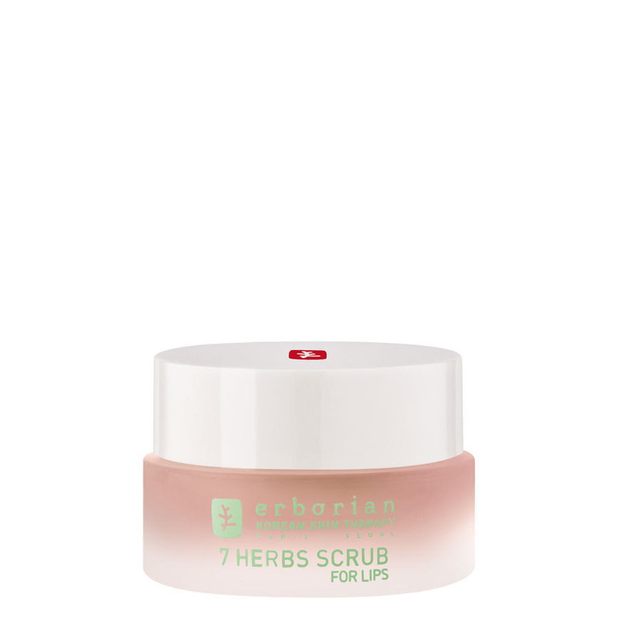 Erborian 7 Herbs Scrub for Lips is a lip exfoliating to leave the skin smooth, without wrinkles, clean and soft. Ideal for keeping lips soft, wrinkle-free and bulky. 7ml