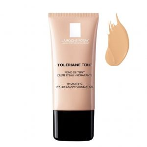 La Roche Posay Toleriane teint hydrating water-cream foundation is a make-up fluid foundation, specially formulated for normal skin or dry skins which feel the pull back sensation throughout the day. 30ml