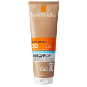 La roche posay anthelios hydrating body lotion spf30 eco-responsible tube 250ml