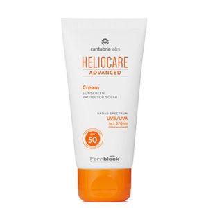 Heliocare Advanced Cream SPF50