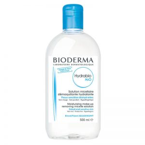 Bioderma hydrabio micelle solution sensitive dehydrated skin 500ml