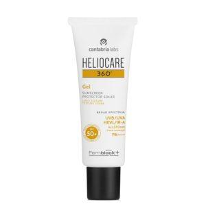 Heliocare 360º sun protection gel spf50