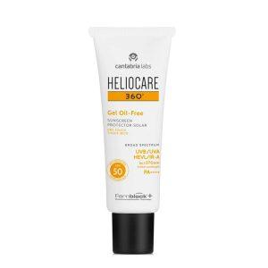 Heliocare 360º sun protection gel oil-free spf50