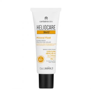 Heliocare 360º mineral sun protection spf50 sensitive and atopic skin