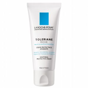 La Roche Posay Toleriane Rich is a re-hydrating moisturizer with a soothing action for intolerant and dry skin. Developed in a creamy and comfortable texture, it wraps the skin in softness. 40ml