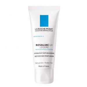 La Roche Posay Rosaliac UV Light is a daily moisturizer with SPF15 sunscreen created for sensitive skin tending to redness and warmth. 40ml