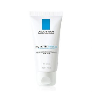 La roche posay nutritic intense is specially developed for dry skin with skin discomforts. The Nutritic Intense Cream rebuilds layer after layer so the skin can find its comfort. 50ml