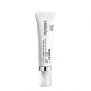 La Roche Posay Redermic R Eyes Intensive for skins that are looking for an effective solution for the eye contour wrinkles treatment, dark circles and fatigue signs. 15ml