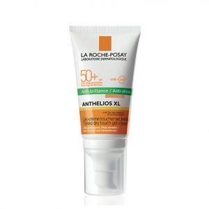 La roche posay anthelios xl spf50[+] tinted dry touch gel-cream anti-shine 50ml