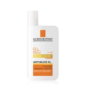 La roche posay anthelios xl spf50[+] tinted fluid sun protection with perfume 50ml