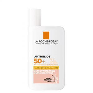 La Roche Posay Anthelios Tinted Fluid offers SPF50 50ml