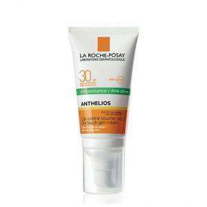 La roche posay anthelios spf30 dry touch gel-cream anti-shine 50ml