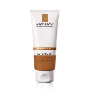 La roche posay autohelios gel-cream self-tanner 100ml