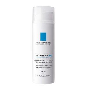 La roche posay anthelios ka daily protective moisturizing care spf50 50ml