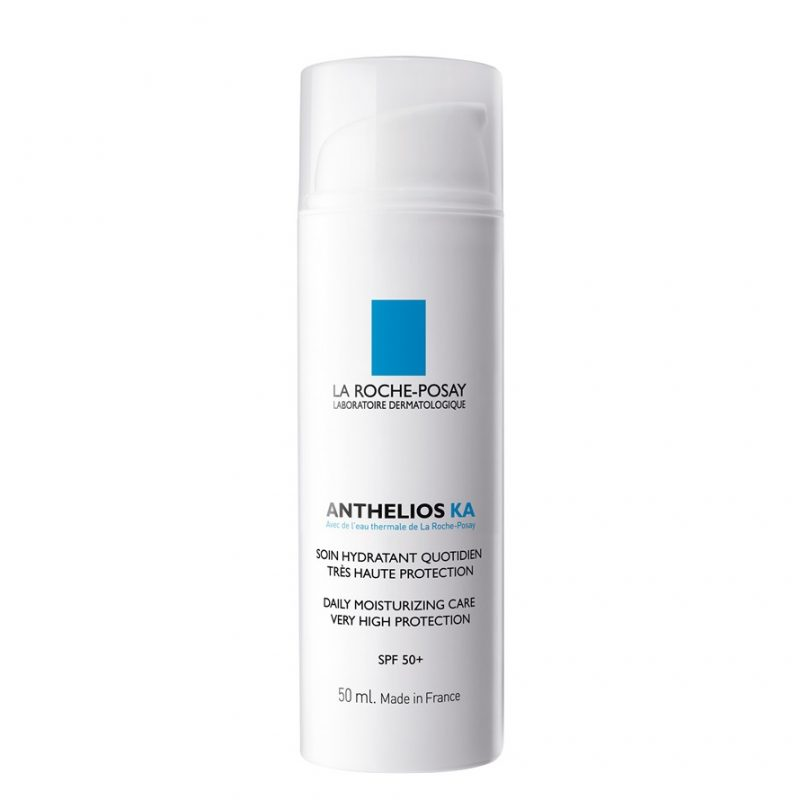 La roche posay anthelios ka daily protective moisturizing care spf50 50ml