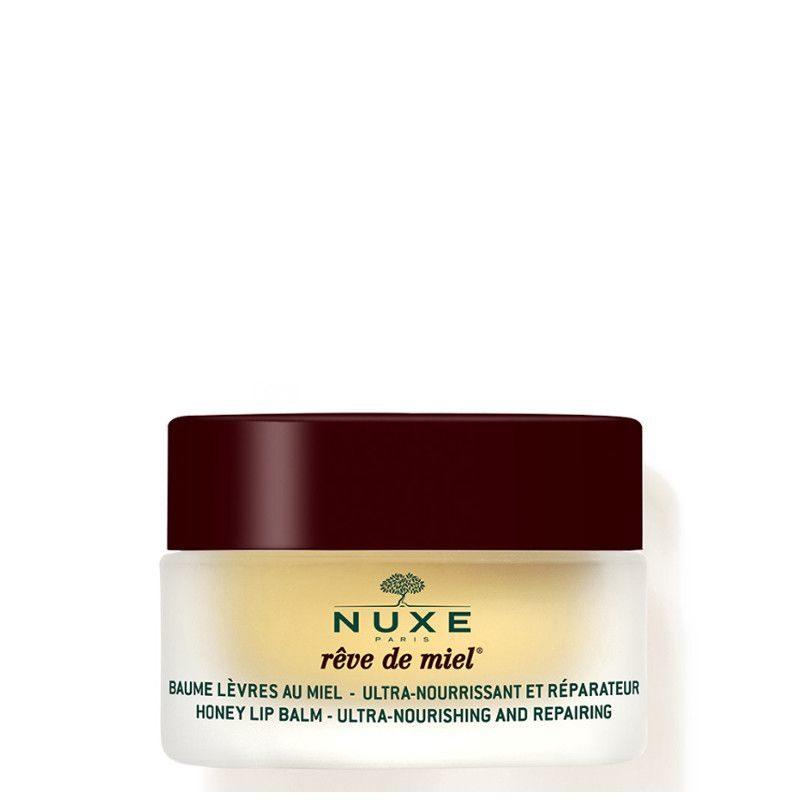 Nuxe rêve de miel ultra-nourishing lip balm for dry or damaged lips 15g