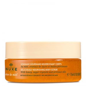 Nuxe rêve de miel deliciously nourishing body scrub 175ml