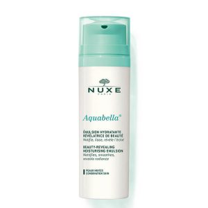 Nuxe aquabella beauty-revealing moisturizing emulsion for combination skin 50ml
