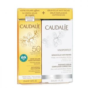 Caudalie vinoperfect serum set