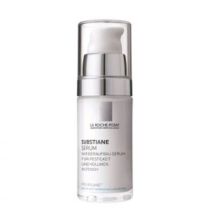 La Roche Posay Substiane Serum is an anti-aging concentrated, developed to gather the needs of mature skin with skin flaccidity, loss of volume, double-chin and oval face contour less delimited. 30ml