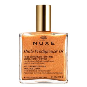 Nuxe Huile Prodigieuse OR Shimmering Dry Oil 100ml