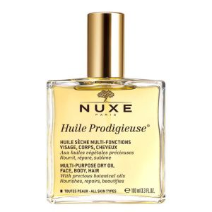 Nuxe huile prodigieuse dry oil face, body and hair 100ml