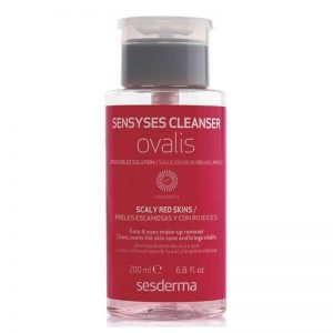 Sesderma sensyses cleanser ovalis for scaly red skins 200ml