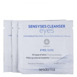 Sesderma sensyses cleanser eyes make-up remover wipes 14x5ml