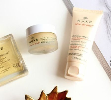 Win a Nuxe My Dream Set, full of Nuxe skin care treats!