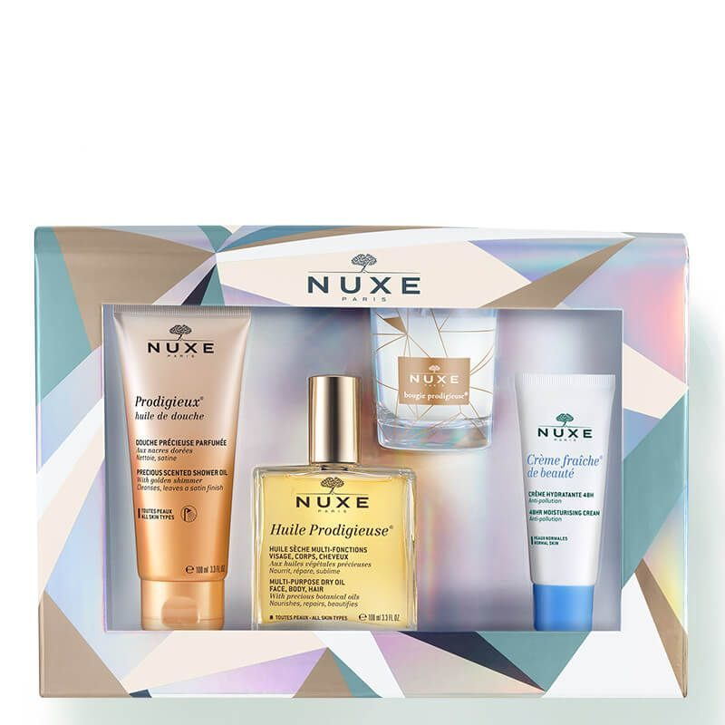 Nuxe Beauty Revealed Gift Set