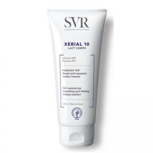 Svr xerial 10 body lotion with 10% urea for dry skin 200ml
