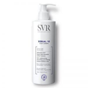 Svr xerial 10 body lotion with 10% urea for dry skin 400ml