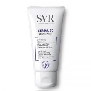 Svr xerial 30 feet cream with 30% urea calluses prevention 50ml
