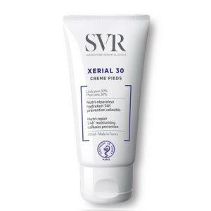 Svr xerial 30 feet cream with 30% urea calluses prevention 50ml