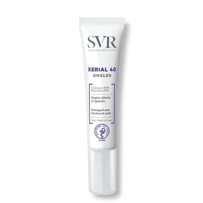 Svr xerial 40 gel for damaged thickened nails 10ml