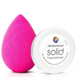 Beautyblender original set with blendercleanser solid