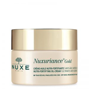 Nuxe nuxuriance gold cream-oil nutri-fortifying for mature skin 50ml