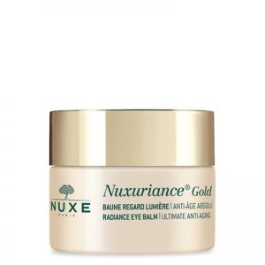 Nuxe nuxuriance gold eye contour balm for mature skin 15ml