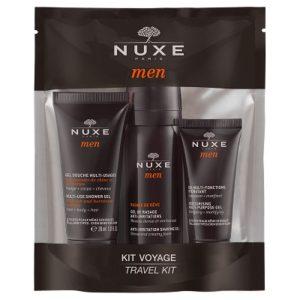 Nuxe men travel kit